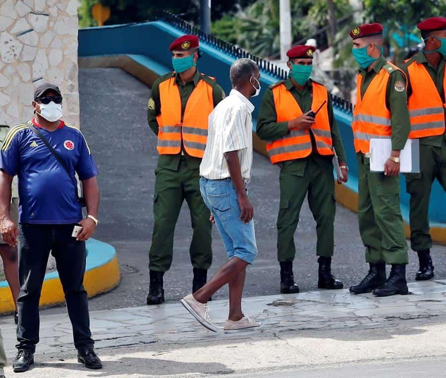 Activistas denuncian una oleada de arrestos en Cuba