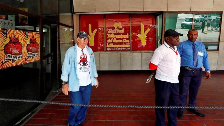 El Festival de Cine de La Habana se realizará en diciembre