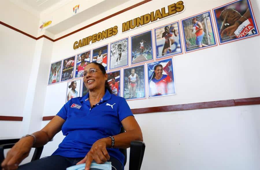 María Caridad Colón celebra como un oro olímpico su entrada al COI
