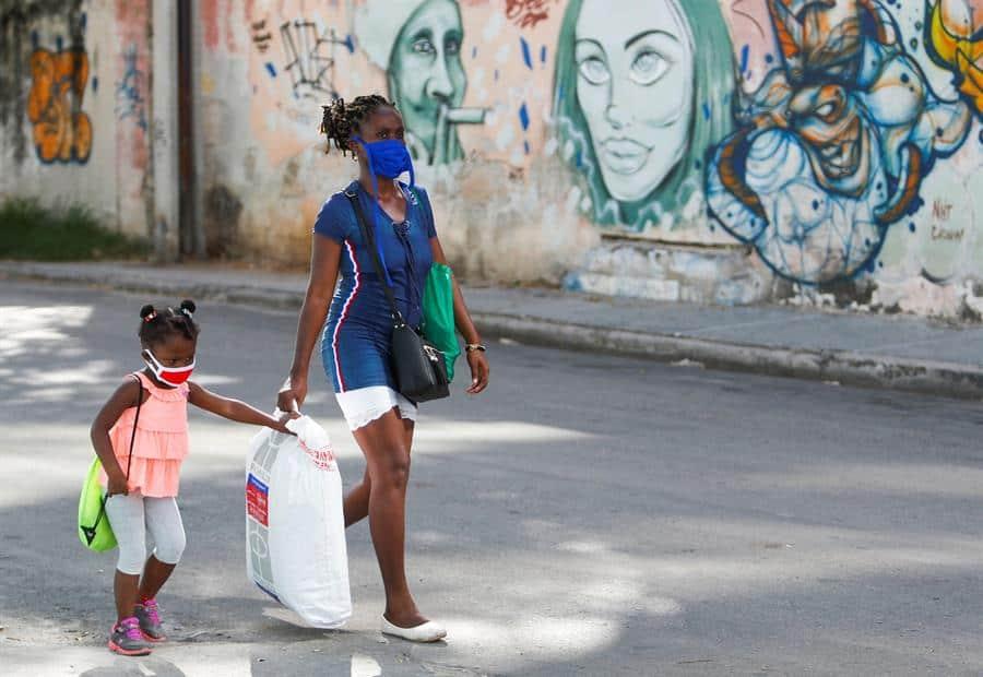 Cuba mantiene tendencia oscilante de contagios de COVID-19 con otros 47 casos