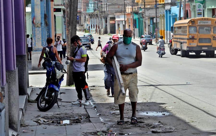 Cuba emprende su recuperación tras el Paso de Laura