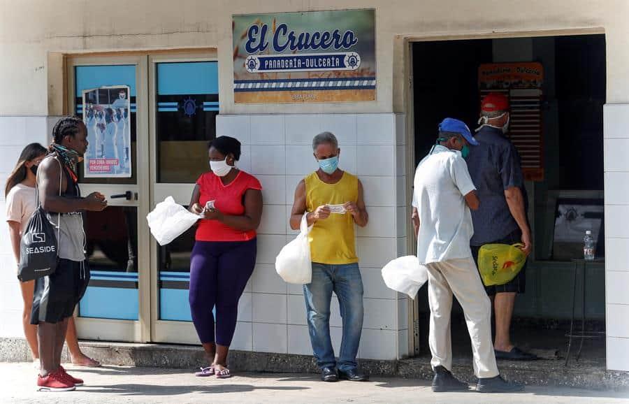 Cuba mantiene la tendencia al alza en contagios de COVID-19