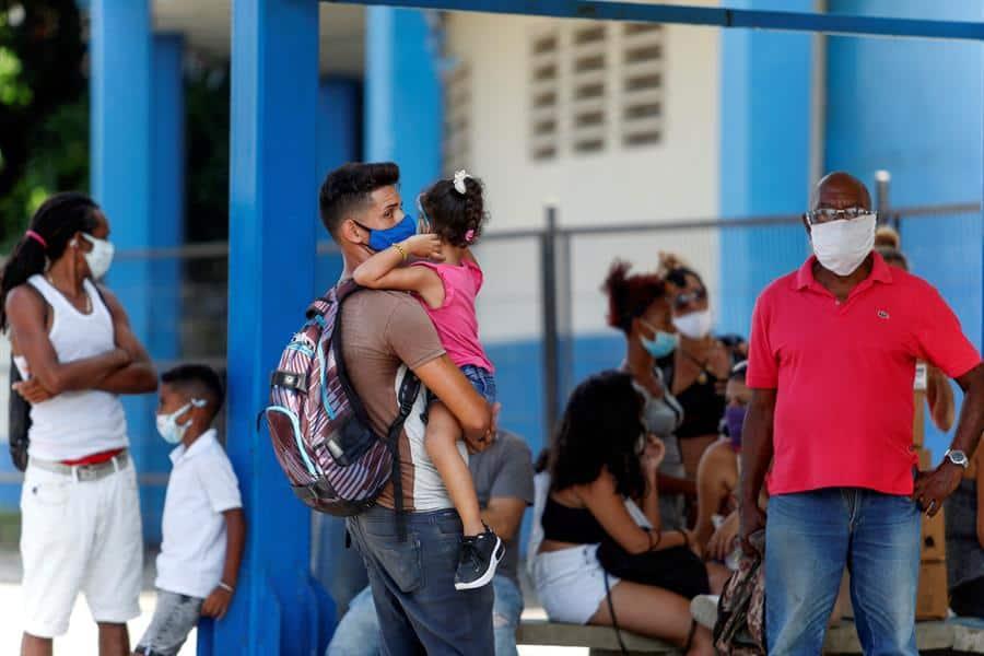 27 casos de COVID-19, que sigue concentrada en el oeste de Cuba