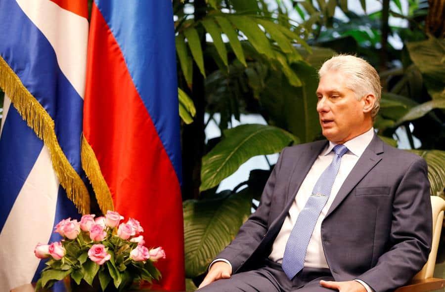 Justicia Cuba anuncia investigación al presidente Miguel Díaz-Canel