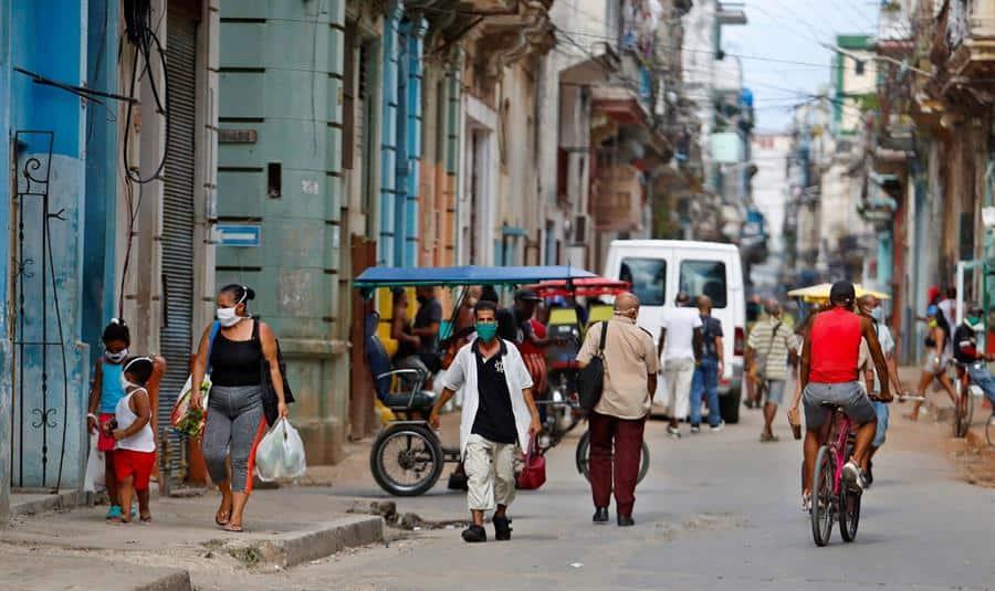 La Habana lastra la nueva normalidad de Cuba