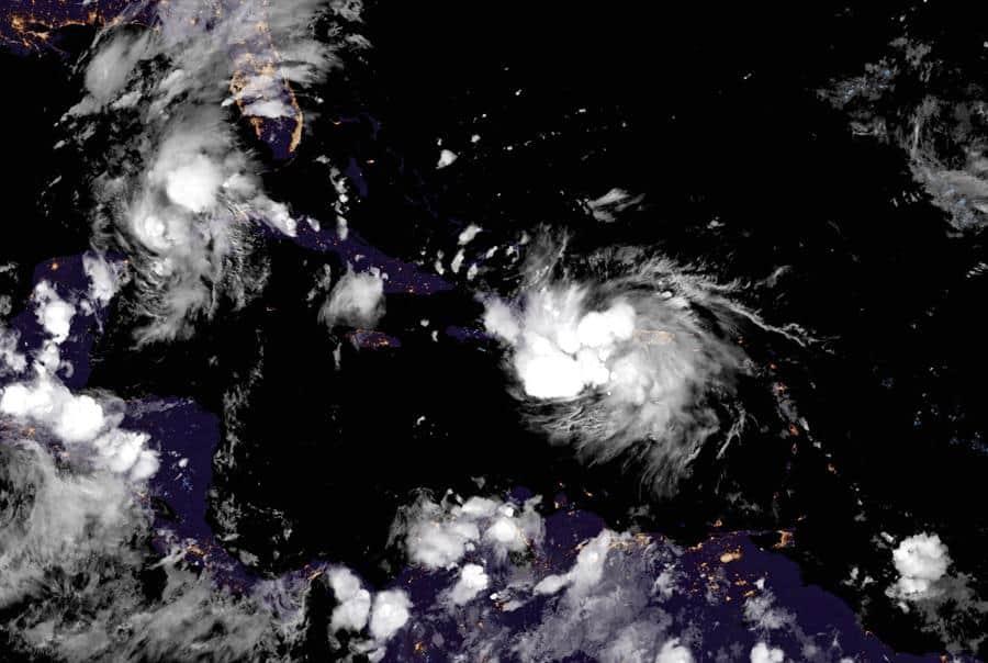 Laura llega reforzada a Cuba y afectará a toda la isla