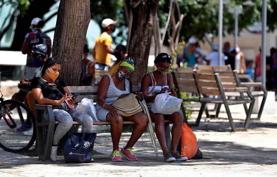 Continúa la desescalada en Cuba