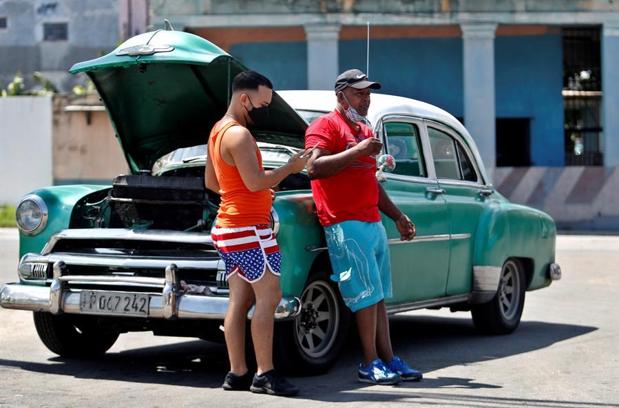 Cuba registra récord diario de altas médicas de COVID-19
