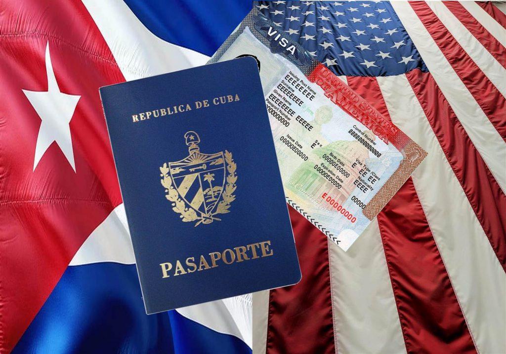 Cubanos a punto de perder visa