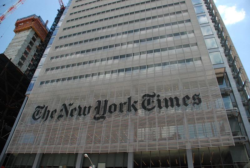 El diario New York Times abre la polémica sobre los pagos de impuestos de Donald Trump