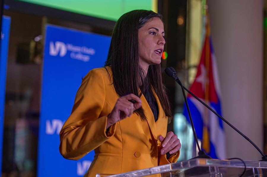 Rosa María Payá premiada por el Instituto de Liderazgo Hispano