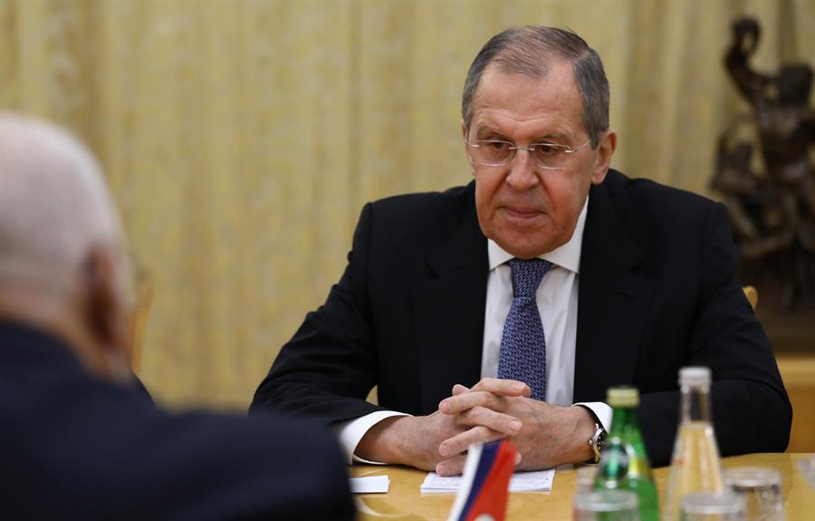 Rusia y Cuba están en el lado correcto de la Historia, según Lavrov