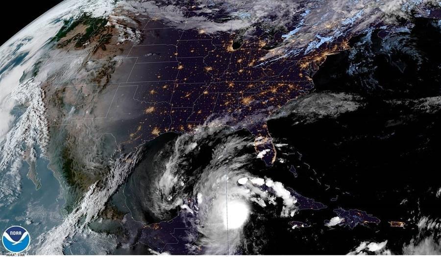 14.000 evacuados en el oeste de Cuba por la cercanía del huracán Delta