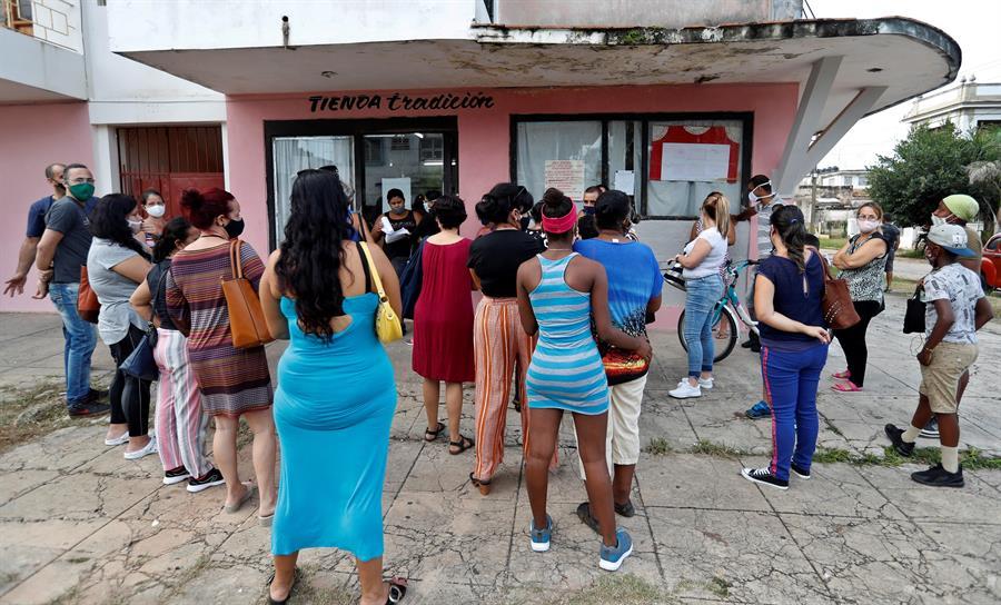 83 casos de coronavirus en Cuba, la mayor cifra diaria en casi 2 meses
