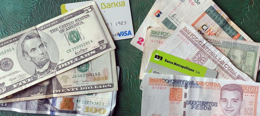 Cuba, a la caza del dólar