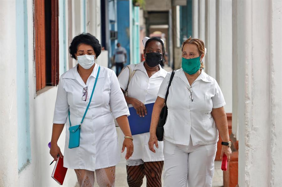 Cuba confirma 26 nuevos casos de COVID-19 a las puertas de nueva normalidad