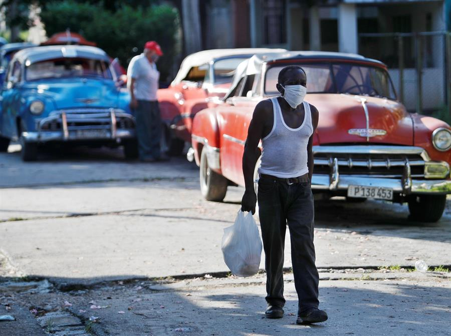 Cuba reabre el transporte entre provincias