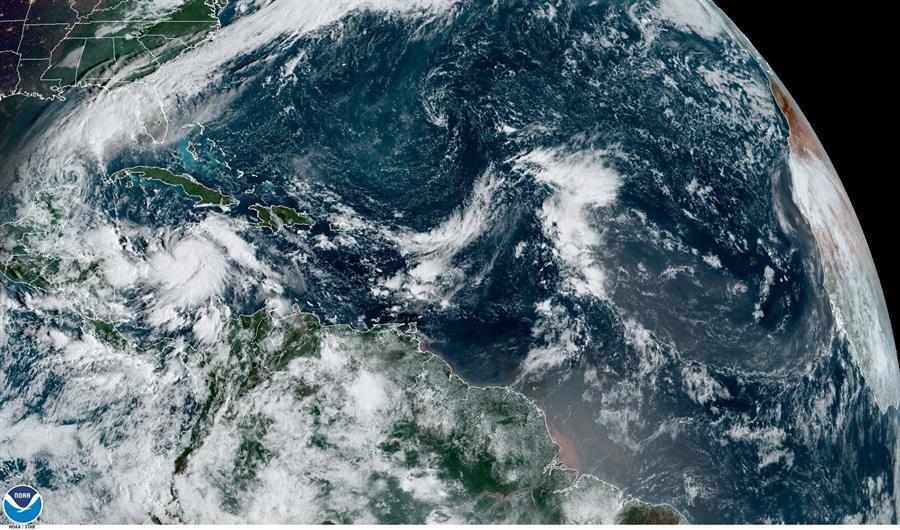 Delta, la nueva tormenta que amenaza al oeste de Cuba