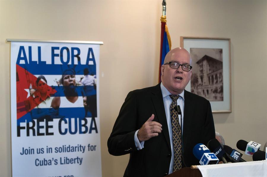 Exilio cubano rechaza elección de Cuba al Consejo de DD.HH.