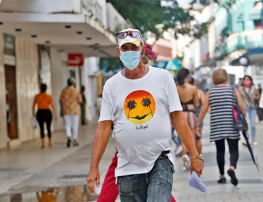 Nueva normalidad en Cuba impone el uso de mascarillas