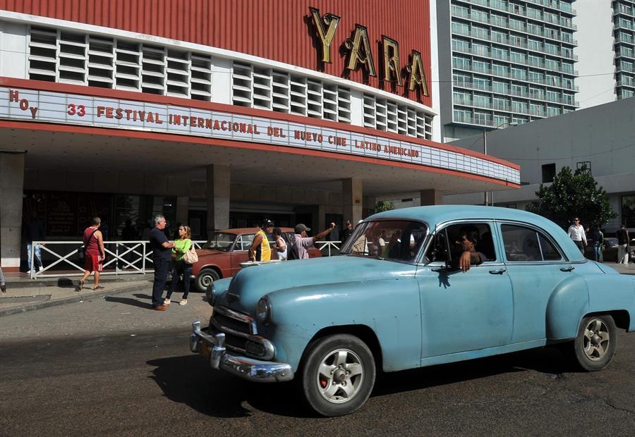 Reabren cines de La Habana con clásicos cubanos