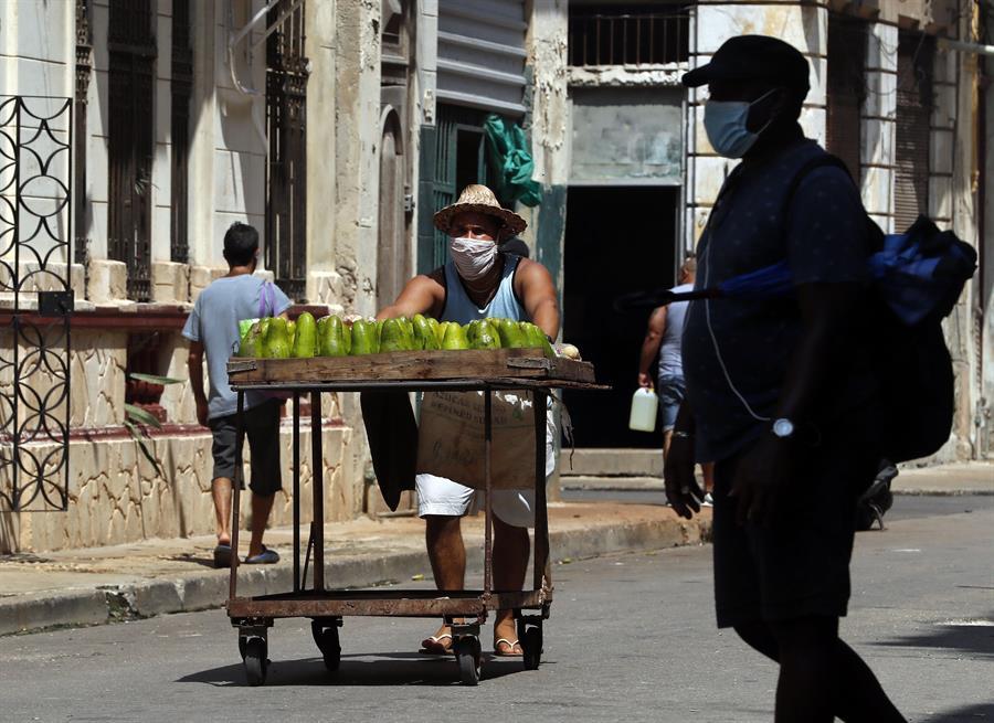 Suavizan restricciones en La Habana por rebrote de COVID-19