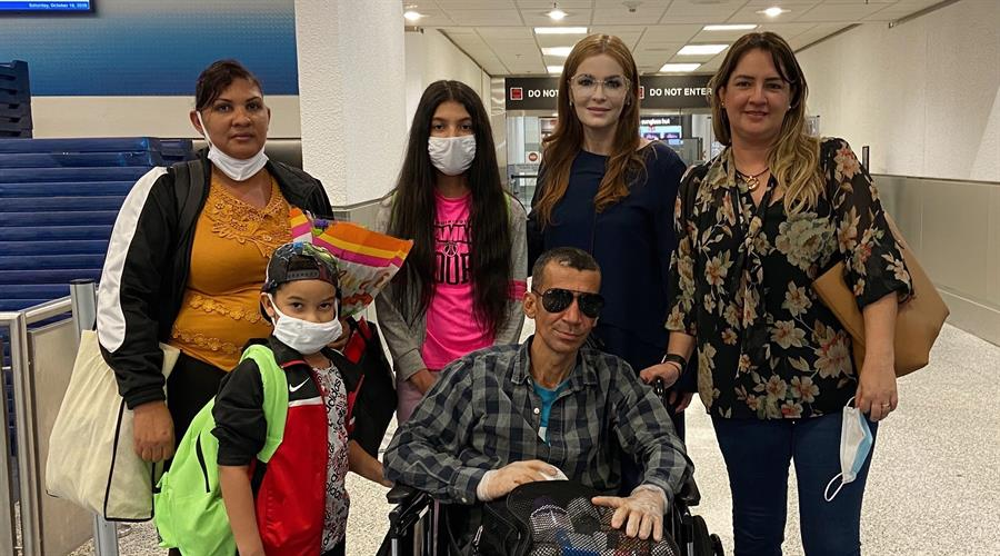 Ramón Arboláez, un largo y doloroso viaje hacia la libertad
