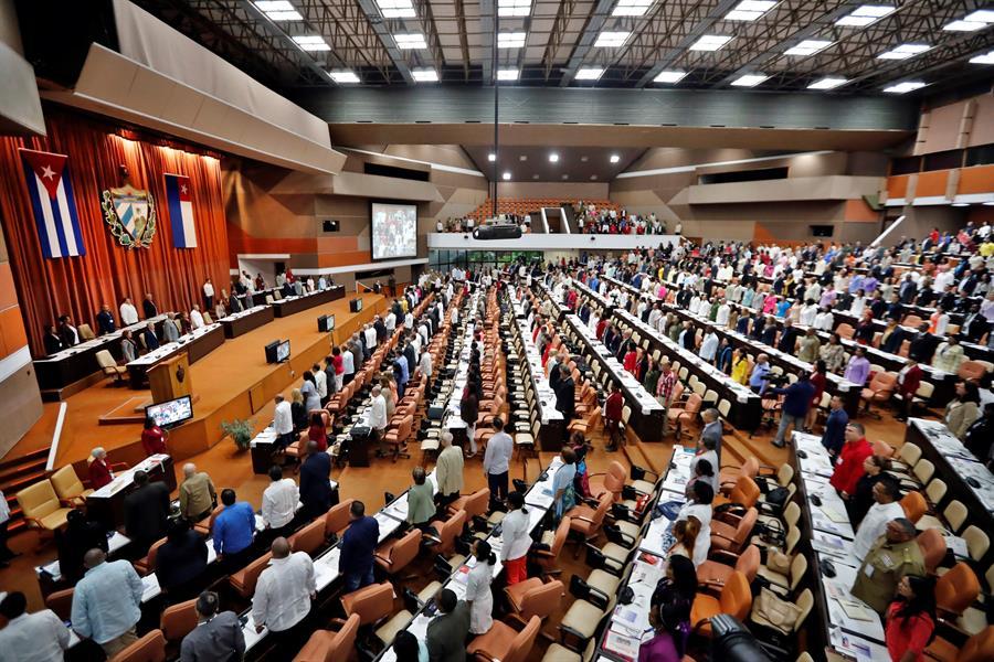 pleno del parlamento cubano será virtual por la pandemia de COVID