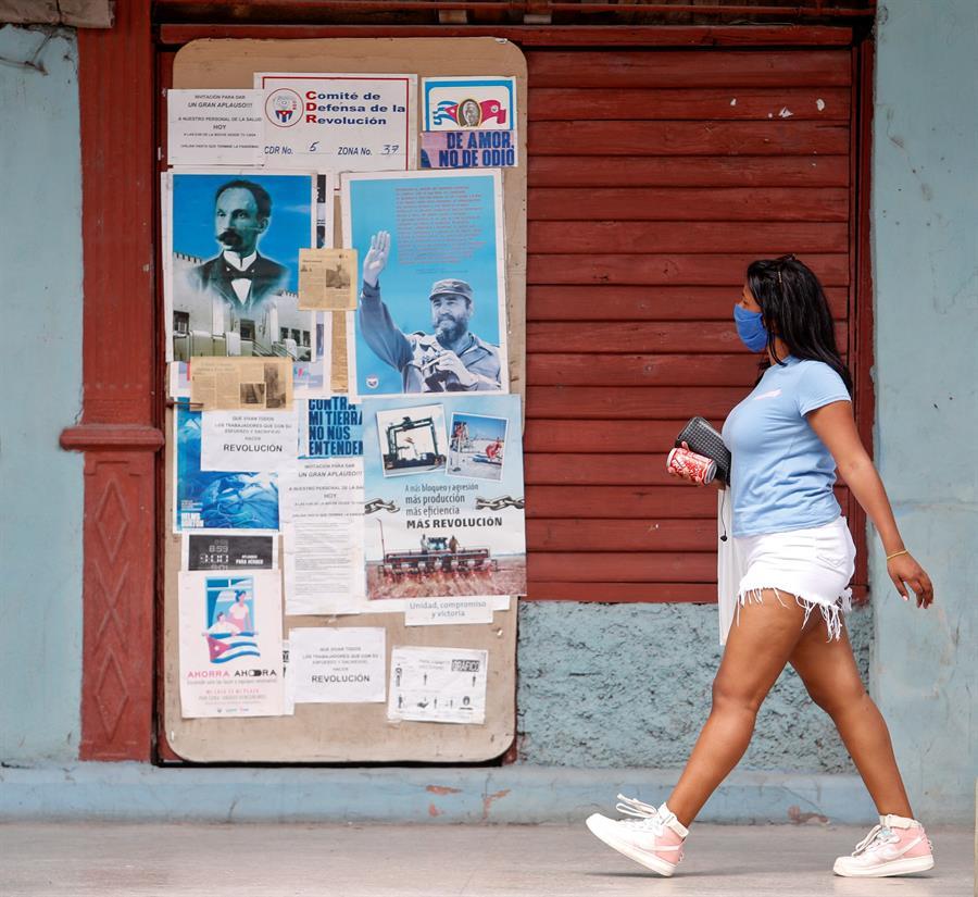 15 turistas rusos entre los nuevos casos nuevos de COVID-19 en Cuba