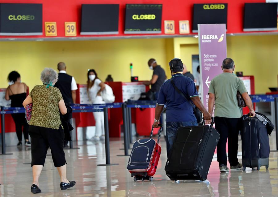 Aeropuerto de La Habana reabre el 15 de noviembre
