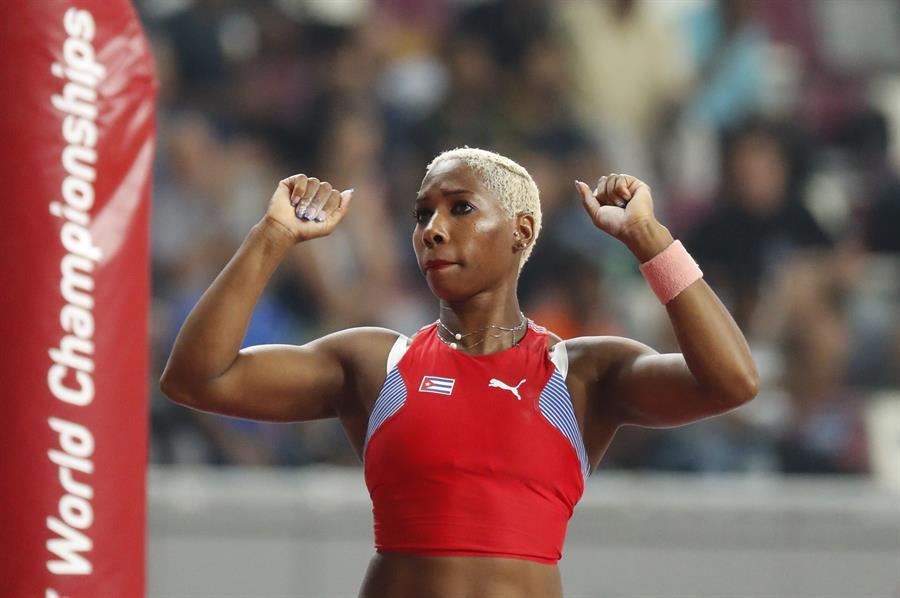 Atletismo cubano se entrena en Portugal para la olimpiada de Tokio