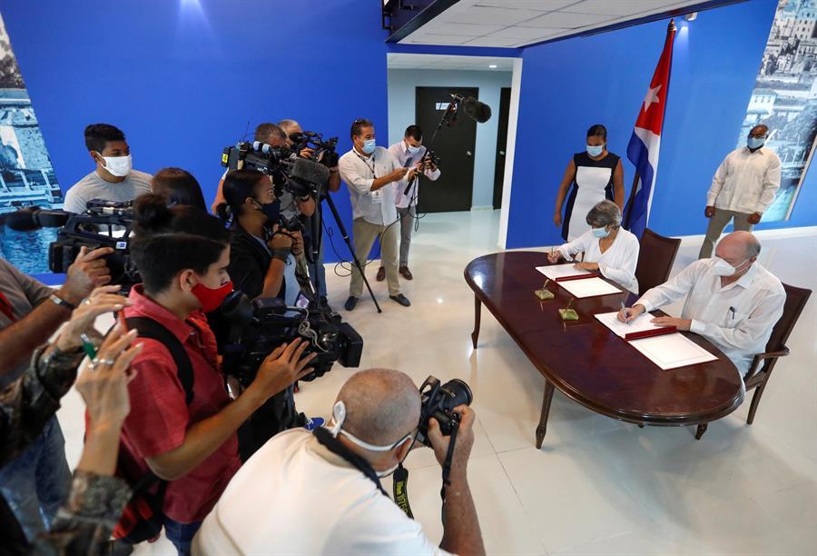 Cuba busca agilizar trámites para la inversión extranjera