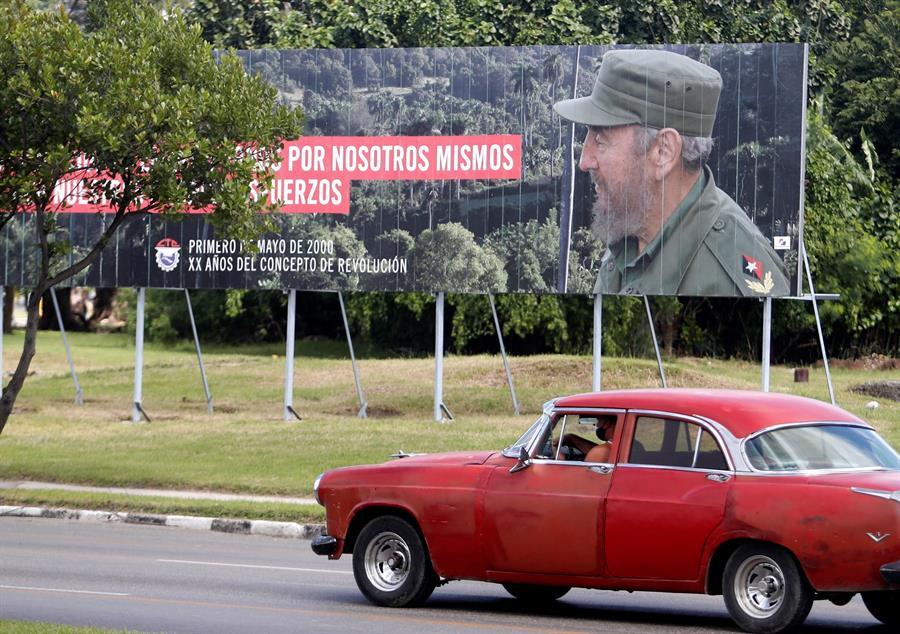 Cuba conmemora la muerte de Fidel Castro