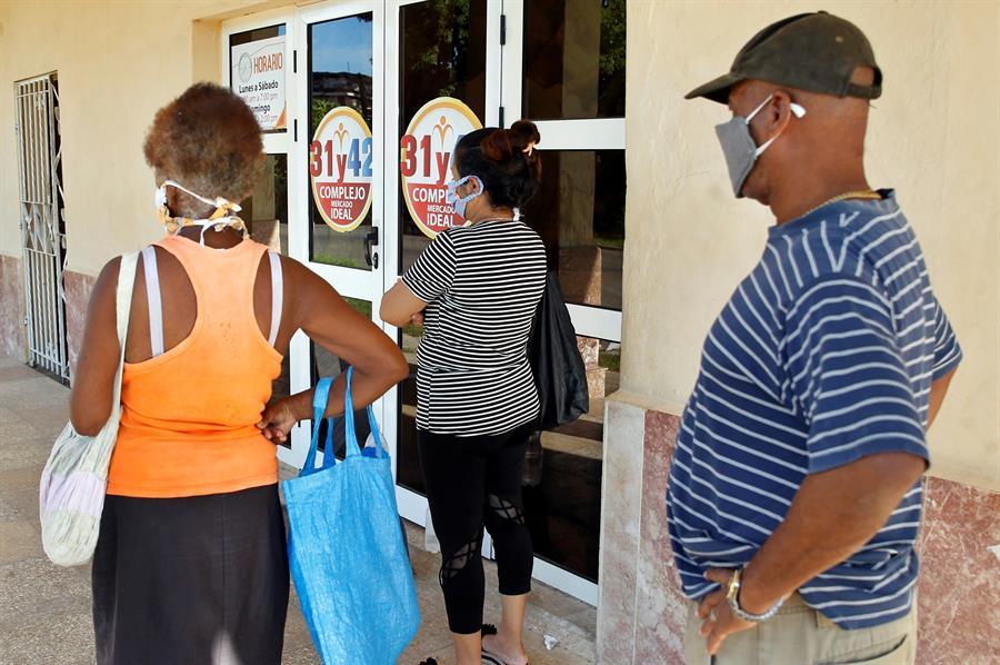 Cuba registra 37 nuevos casos de covid-19, entre ellos 6 turistas rusos