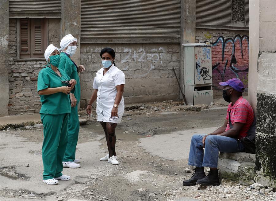 Cuba registra 71 nuevos casos de coronavirus, la cifra más alta en tres semanas