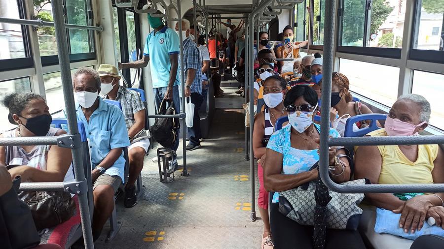 Cuba suma 28 casos de coronavirus hasta los 7.667 positivos