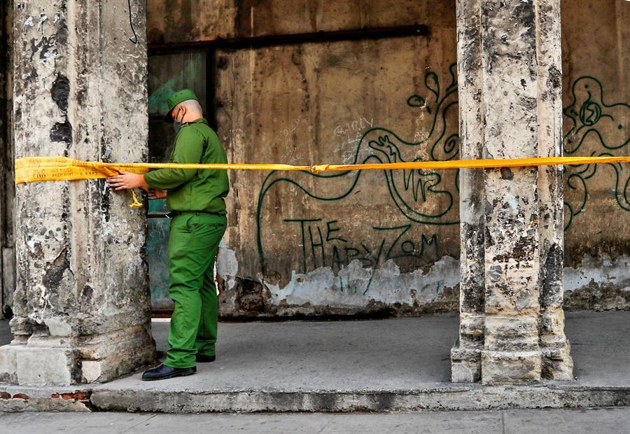 Cuba suma 44 casos de coronavirus, entre ellos 11 viajeros rusos