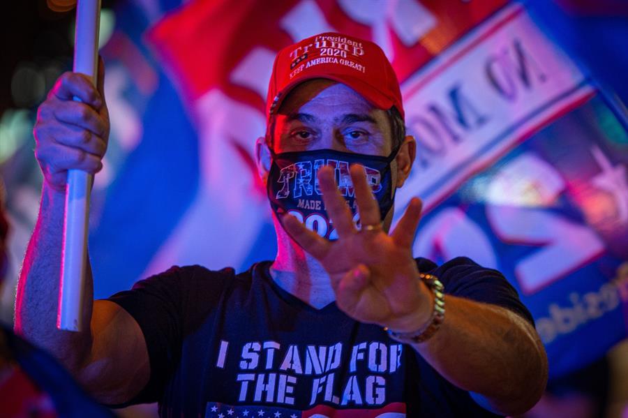 Los cubanos que votaron por Trump quieren cuatro años más de presión