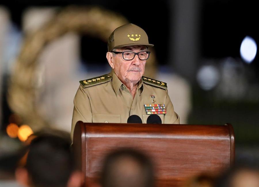 Raúl Castro prepara VIII Congreso del Partido Comunista de Cuba