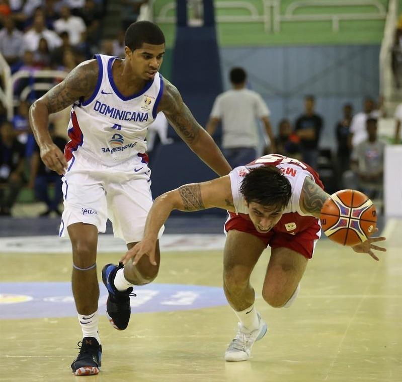 República Dominicana enfrenta a Cuba en clasificatorio de AmeriCup 2022