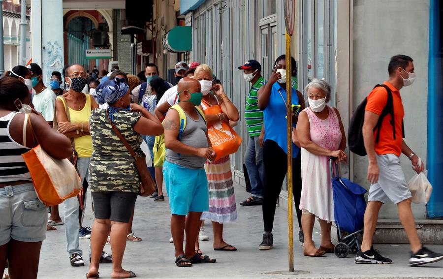 Santiago de Cuba reporta alza de casos de covid-19 tras meses sin contagios