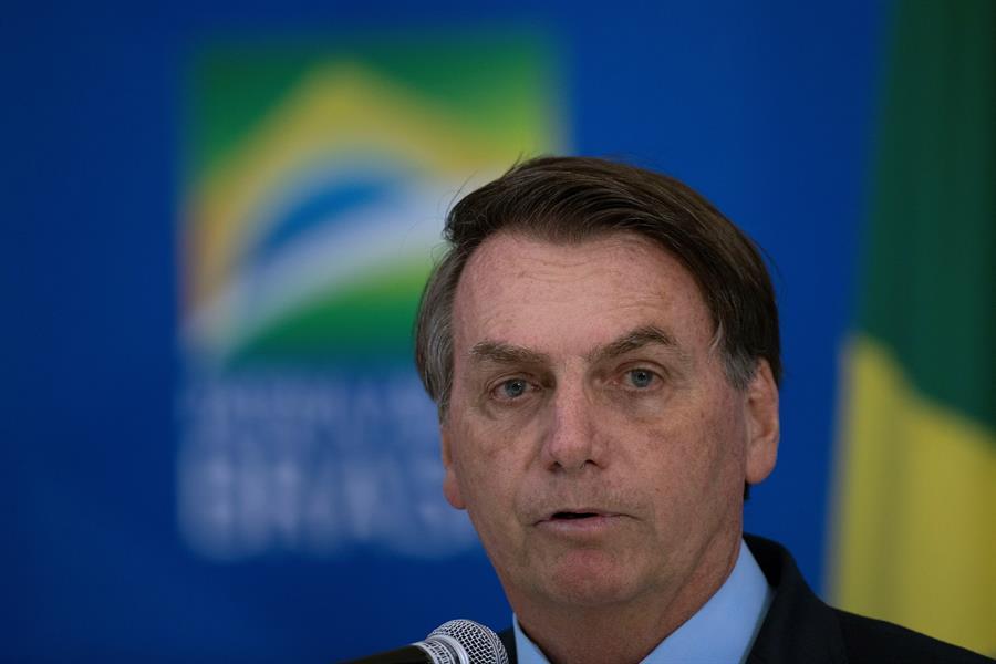 """Bolsonaro: """"No sé quién es el presidente de Cuba en este momento"""""""
