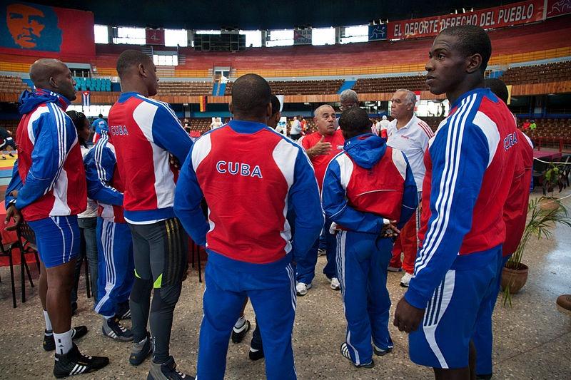 El bloqueo de EE.UU. lesiona al deporte cubano