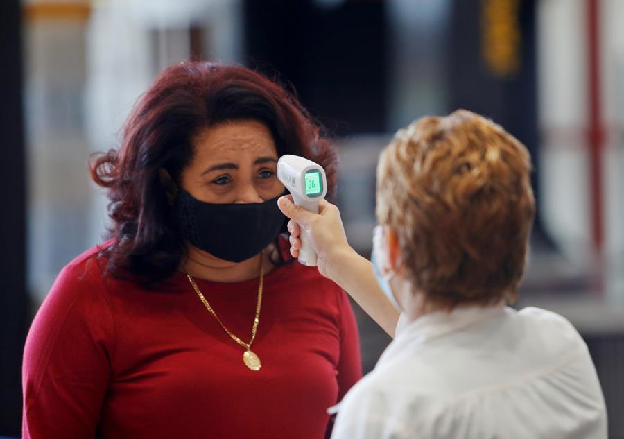 Cuba acumula 10.000 contagios de COVID-19