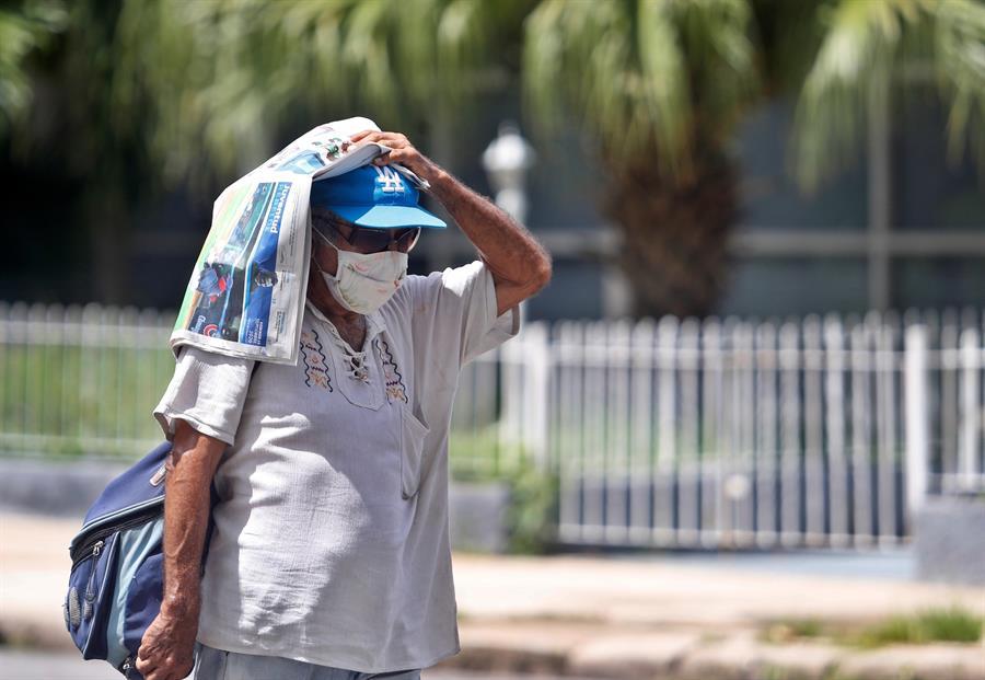 Nuevos récords de temperaturas máximas absolutas en Cuba