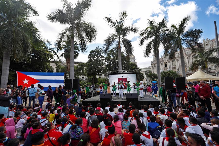 Cuba festeja el Día de los Derechos Humanos
