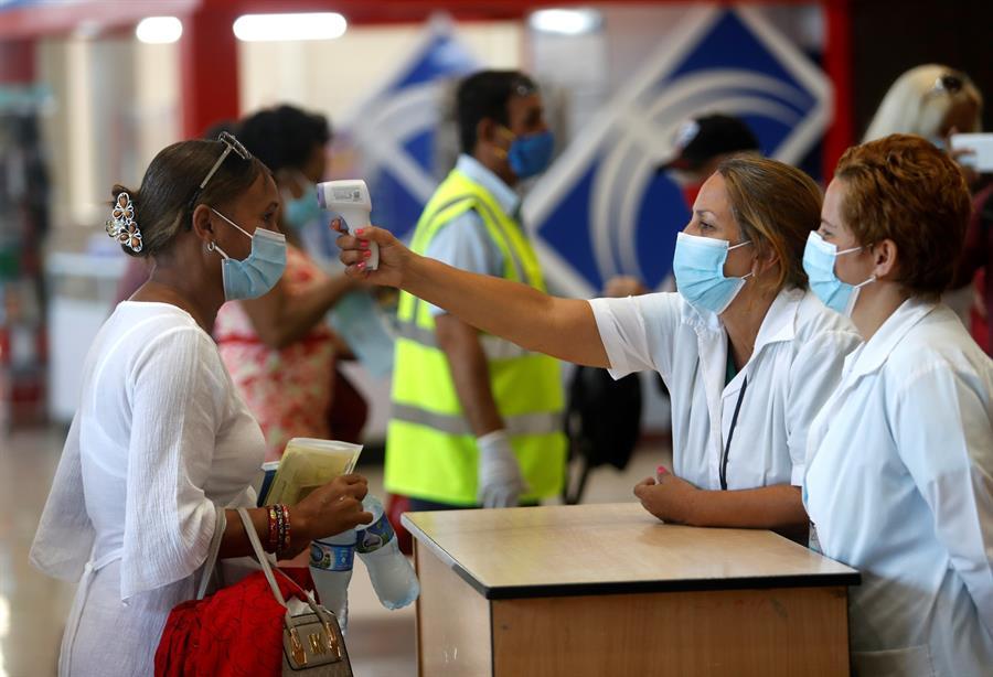 Cuba registra 167 casos de covid-19 y una persona fallecida
