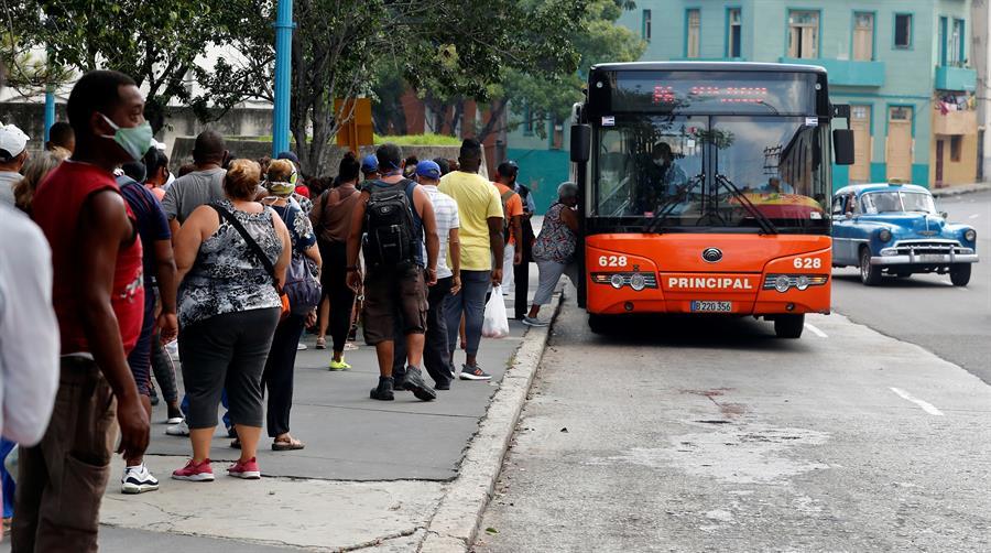 Cuba registra 87 nuevos contagios de covid y mantiene el alza en casos activos