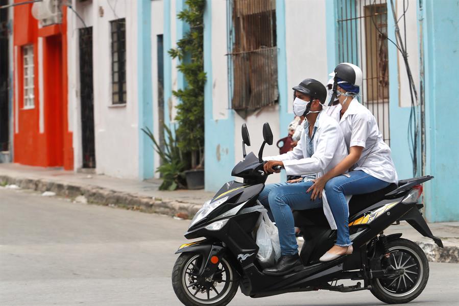 Cuba registra la mayor cifra de contagios de covid-19 en varias semanas