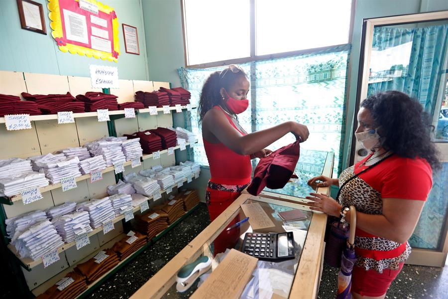 Cuba suma 75 nuevos casos de covid-19, la mayoría de ellos importados